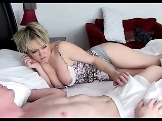 Porn galleriesolder women spank boys